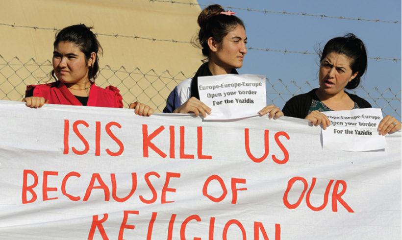 Yazidi Discussion Circle