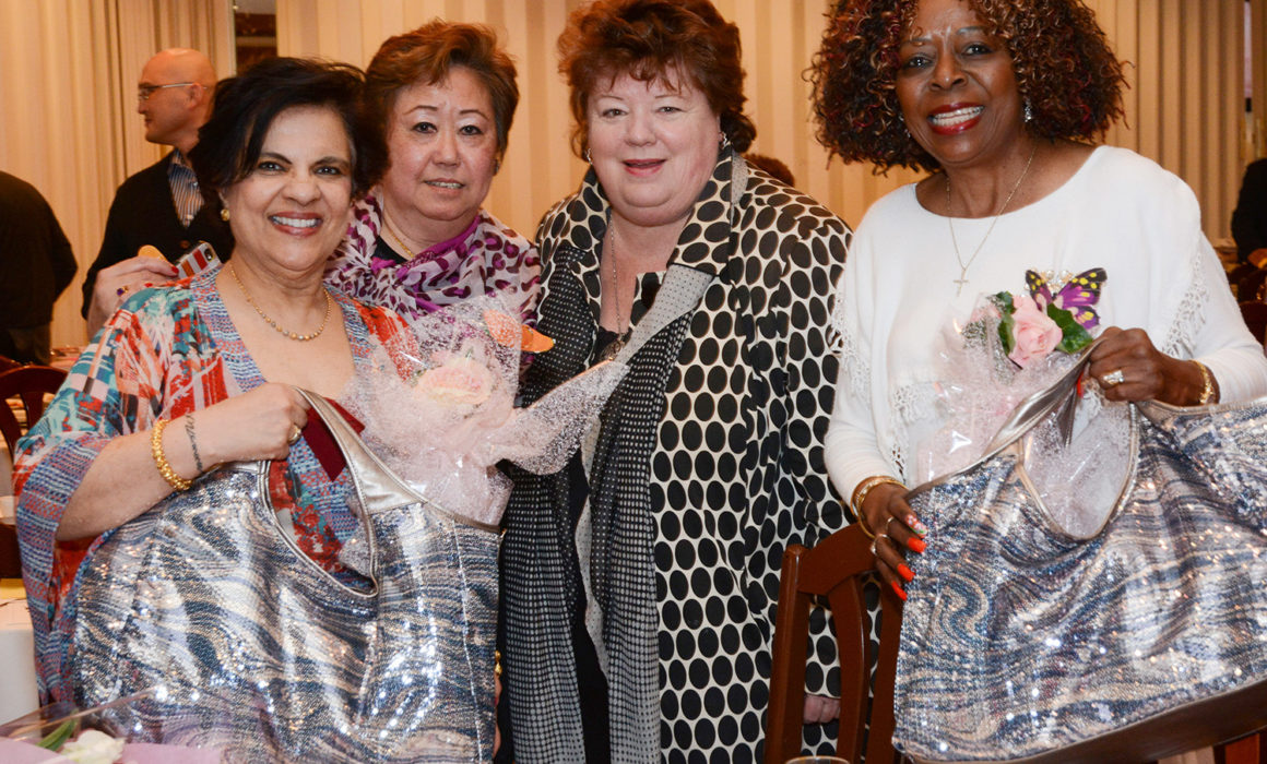 2017 International Women's Day fundraiser – a huge success
