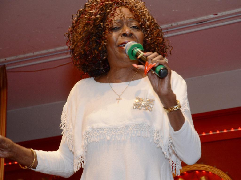 Singer Sibel Thrasher