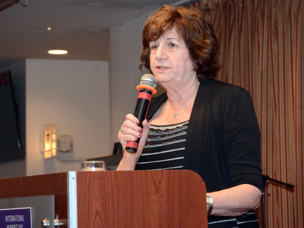 Tammi Belfer, RWRC Board member