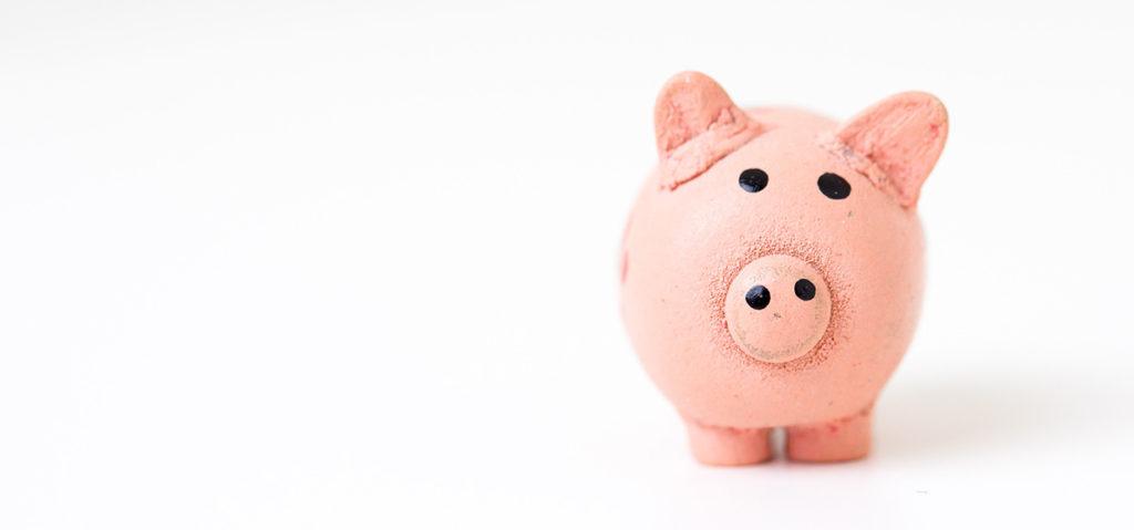 Piggy bank - Unsplash credit Fabian Blank