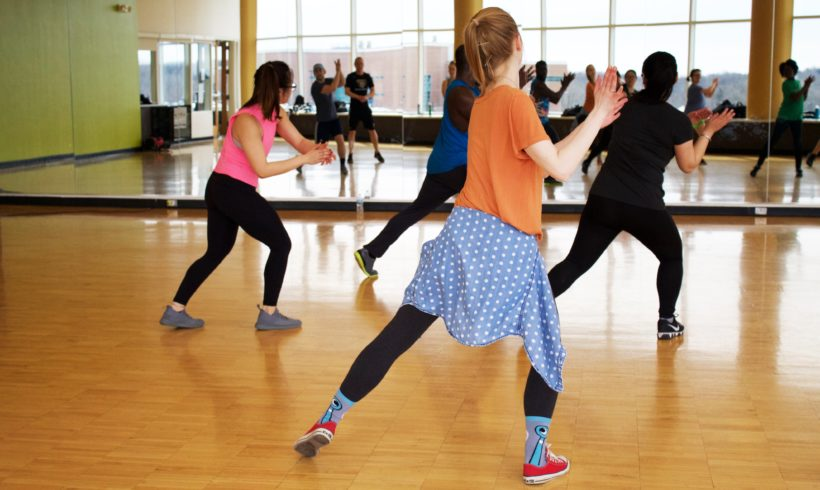 Join us for a Zumba Dance Party Fundraiser