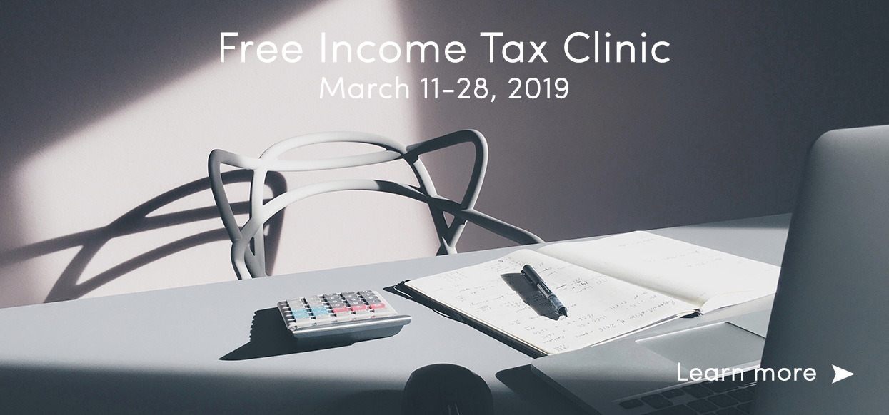 2019 Free Income Tax Clinic