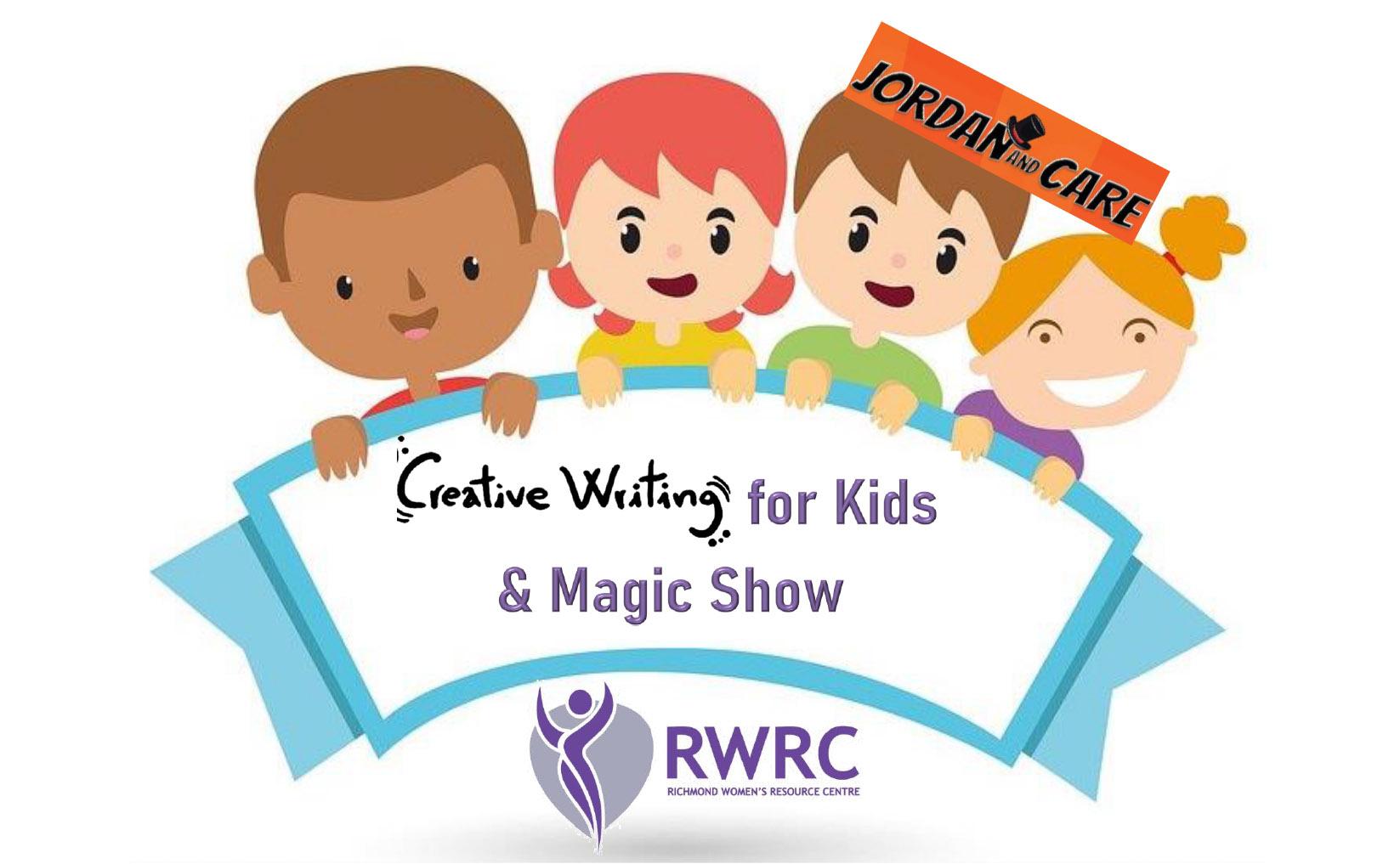 Creative Writing for Kids & Magic Show